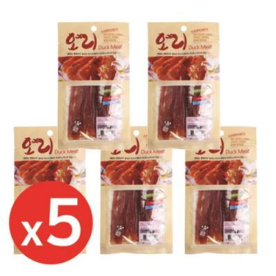 홈쿡(70g) 오리 다이어트안심오리 x5개 강아지간식