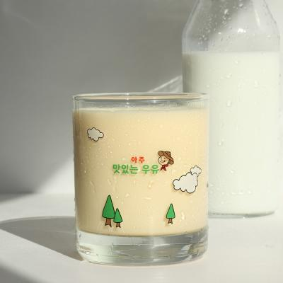so yummy milk glass 300ml_B types