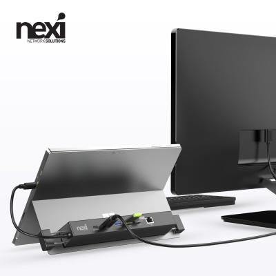 (NEXI) 넥시 Type-C 서피스 도킹스테이션 (NX1149)