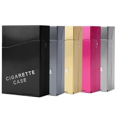 메탈 레터킹 담배케이스