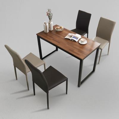 디보엘 식탁 세트A 1400 + 의자 4개포함 (착불)
