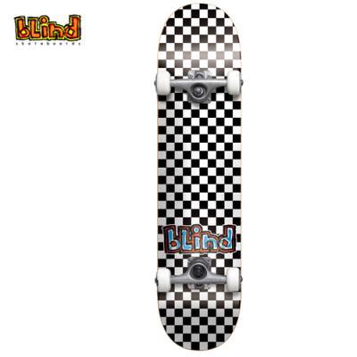 [Blind] CHECKERBOARD X BLACK/WHITE X COMPLETE 7.5 (성인용)