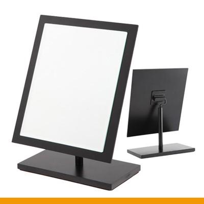 MDF사각탁상경-블랙