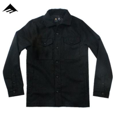 [EMERICA] LOWSIDE JACKET (Black)