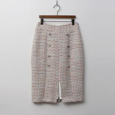 Coco Tweed Skirt