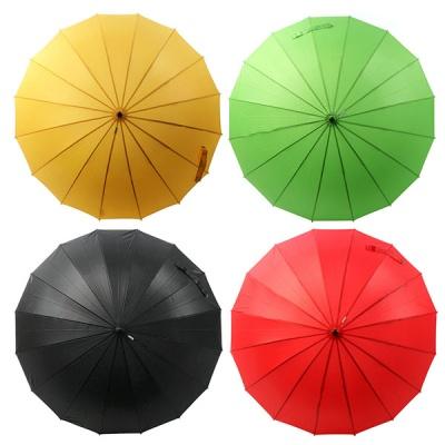 프리미엄 수동 장우산(양산겸용) - VG116 (4종택1)