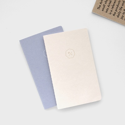 21 상하반기 다이어리 세트  _ cream lilac