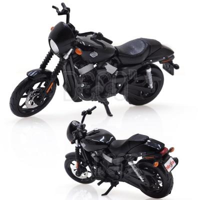 1:18 할리데이비슨 2015 스트리트 750 오토바이