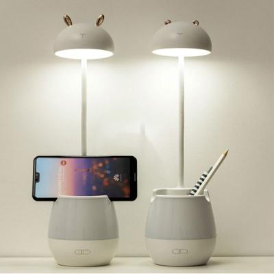 LED 다기능 공부용 책상 침대 독서실 스탠드