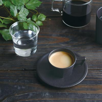 킨토 OCT 커피잔세트 220ml (블랙)