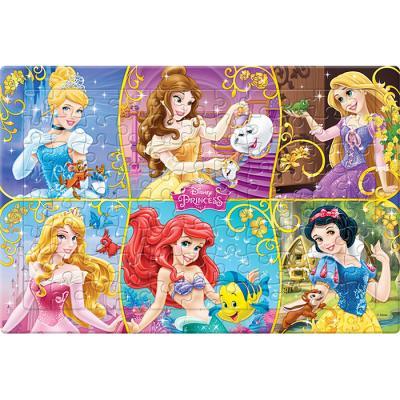 88조각 판퍼즐 - 디즈니 프린세스 컬렉션
