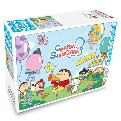 짱구 직소퍼즐 100pcs 소풍