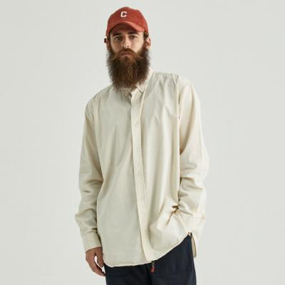 CB 클래식 셔츠 (아이보리)