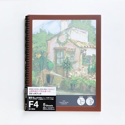 [리히트랩][D-1304]SKETCH BOOK F4