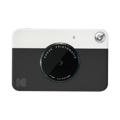 코닥 디지털 즉석카메라 PRINTOMATIC 블랙