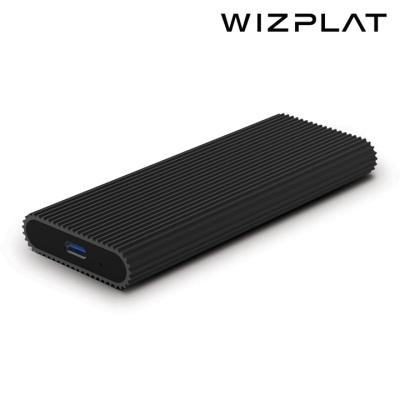 위즈플랫 타입C Gen2 SATA M.2 SSD 외장케이스 FD-S1