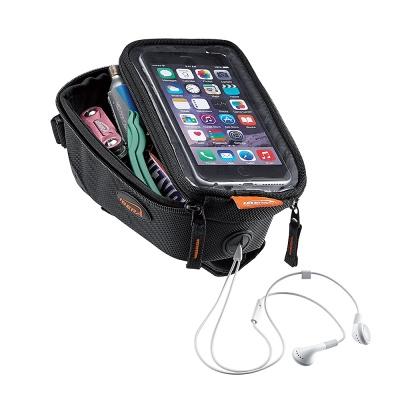 아이베라 자전거 스마트폰 거치가능 탑튜브 가방