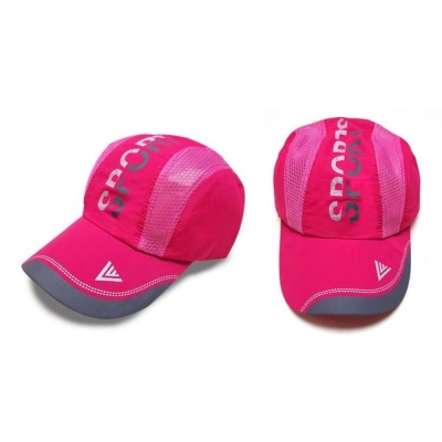 스포츠캡 등산 캠핑 핑크 메쉬모자 낚시 여름모자