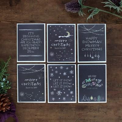 디비디 크리스마스 카드 세트 - Day Dream
