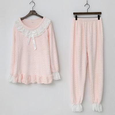 Soft Princess Pajama Set