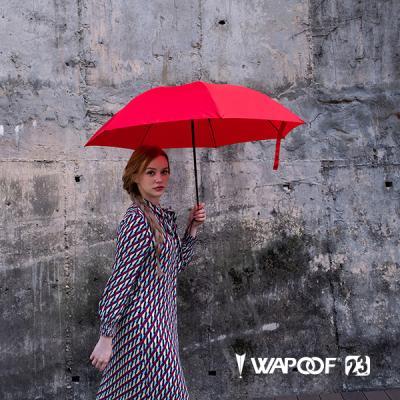 가볍고 편리한 거꾸로 3단 완전 자동 양우산 와푸23