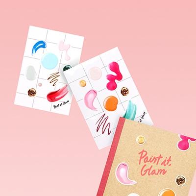 Paint it,Glam Sticker  페인잇글램 스티커