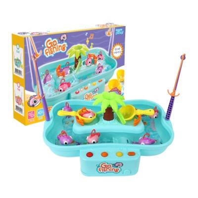 테이블 물고기 낚시놀이 추가구성 아기붕어6pcs