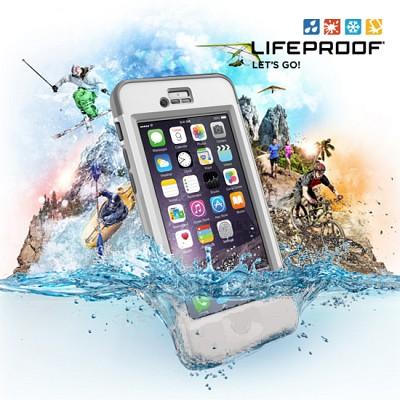 [라이프프루프] 방수케이스 액정 개방형 아이폰6 케이스 Nuud 77-50353