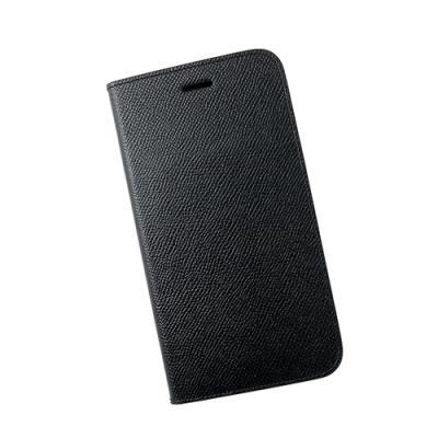 아이폰6플러스 가죽케이스 - 타이가 블랙