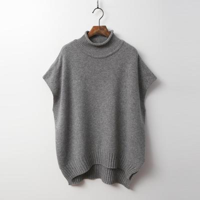 Cashmere N Wool Turtle Vest