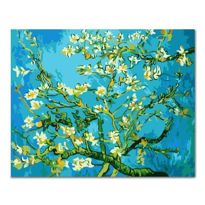DIY 페인팅 고흐의 아몬드 꽃의 나무 PH08 (50X40)