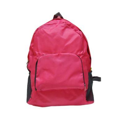 기본형 여행접이식 백팩 핑크 1개