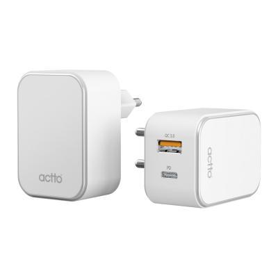 엑토 USB PD 퀵차지 3.0 18W 고속 멀티 충전기 MTA-41