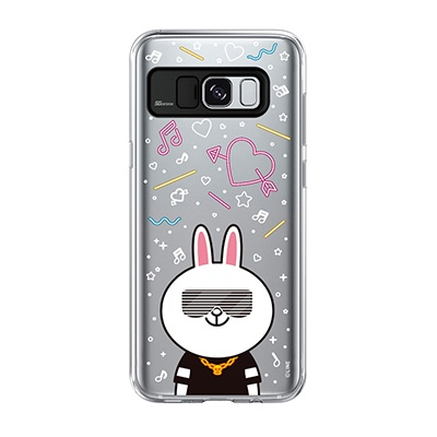 Galaxy S8 Plus CONY CLUB Light UP Case