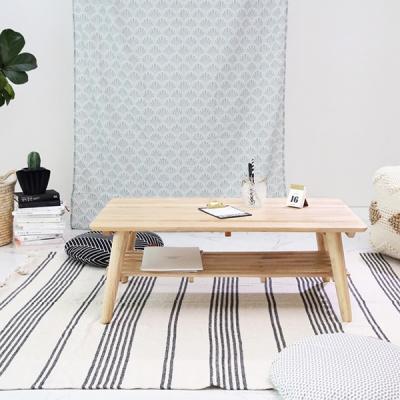 [벤트리]원목 접이식 좌식 테이블