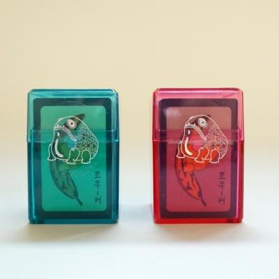 NEW 골드꺼비 화투(플라스틱 케이스)