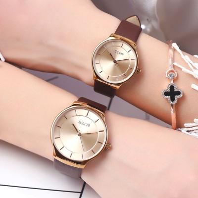 [쥴리어스공식] JA-1156L 여성시계 가죽시계 커플시계