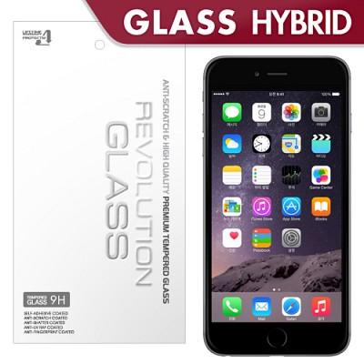 [프로텍트엠/PROTECTM] 아이폰6 플러스 iPhone6 plus  5.5인치 레볼루션글라스 하이브리드/액정보호방탄유리/방탄글라스/강화유리필름