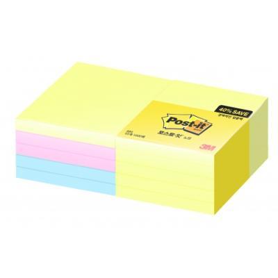 포스트잇 654-10A 알뜰팩 (3M)