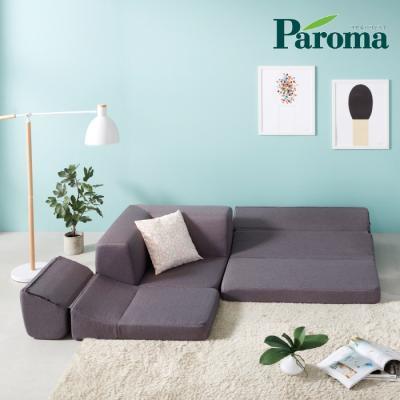 파로마 어반 4인 패브릭 코너형 모듈소파세트 LT05