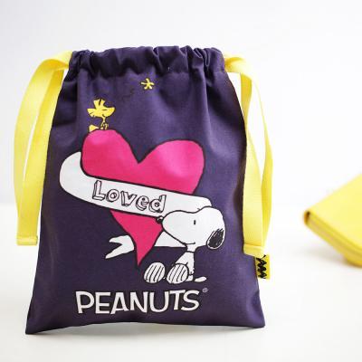 [Peanuts Bag&Acc]스누피하트 파우치