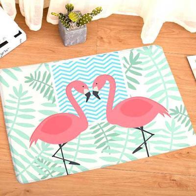 예쁜 Flamingo 발매트 사이즈50x80 CH1554067