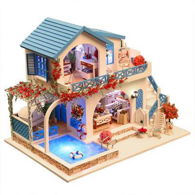 DIY 미니어처하우스 로맨틱 스테이