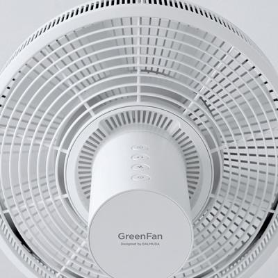 [최저가] [공식수입원] 발뮤다 그린팬 S 선풍기 (블랙/그레이) (EGF-1600-WK/WG)