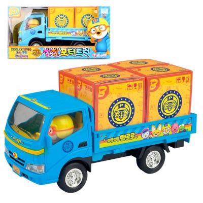 데코앤 뽀로로 씽씽 포터 트럭 미니카