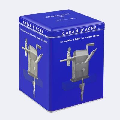 까렌다쉬 메탈 연필깎이 리미티드 에디션 Klein Blue