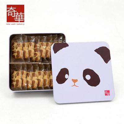 [기화병가] 홍콩 명물 팬더쿠키(18pcs)