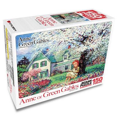 150조각 / 빨강머리앤 / 화사한 꽃의 계절 / 퍼즐 / 직소퍼즐