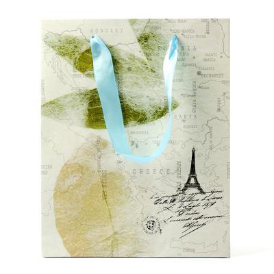 (와인앤쿡)실속형파리 에펠탑 쇼핑백