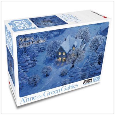빨강머리 앤 직소퍼즐 500pcs: 겨울밤